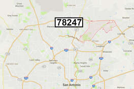 The 78247 ZIP code is located on the North Side and encompasses the area around McAllister Park up to Loop 1604.