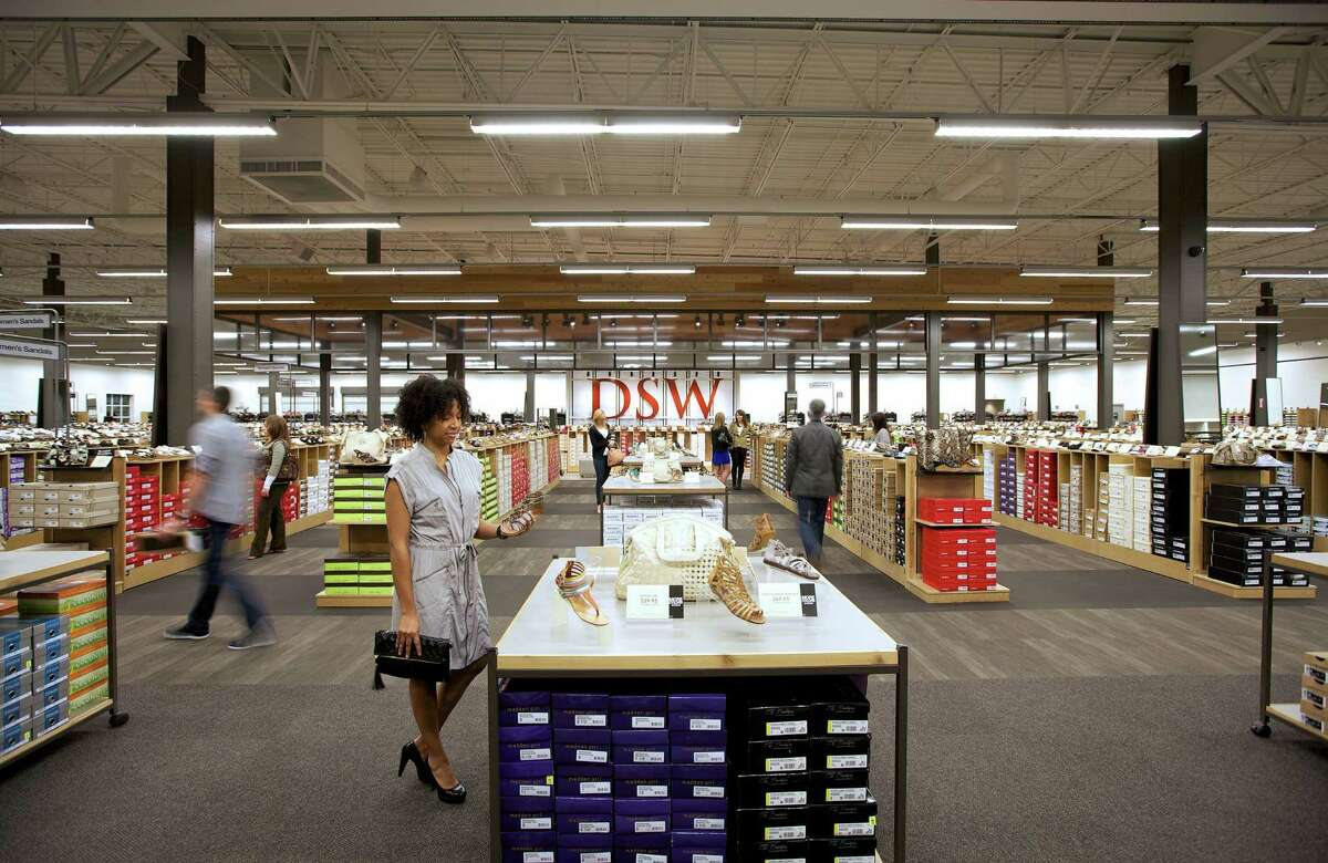 On Nov. 3, 2016, DSW plans to open a store in Stamford, Conn. in the High Ridge Center shopping plaza, with the company stocking hundreds of brands of footwear along with accessories. Pictured is a DSW in Hyannis, Mass. (Photo via PRNewswire)