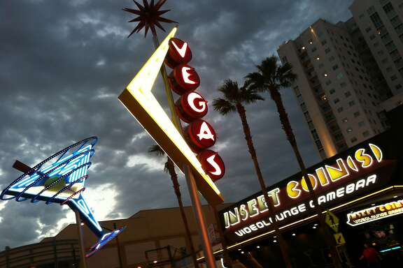 The neon signs that once represented the kitsch of old Las Vegas are now permanent public art in the downtown, including along the Fremont Street East, where much of the new development has been geared toward local culture and arts.