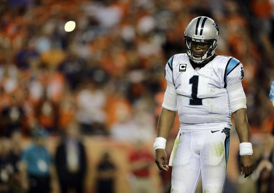 Panthers quarterback Cam Newton, who missed Monday's game, remains in the league's concussion protocol. Photo: Joe Mahoney, Associated Press