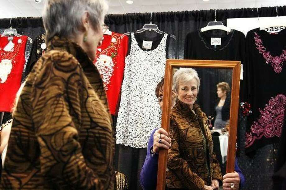 Everything from ornaments to home decor and gifts for the upcoming holiday season is just a few of the items that can be found at the upcoming Kingwood Women's Club Holiday Marketplace Oct. 24-25 to be held at the Humble Civic Center. Photo: Jennifer Summer