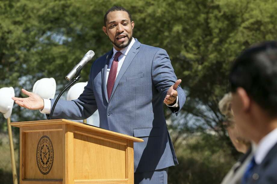 Bexar County Commissioner Tommy Calvert Photo: Marvin Pfeiffer /San Antonio Express-News / Express-News 2016