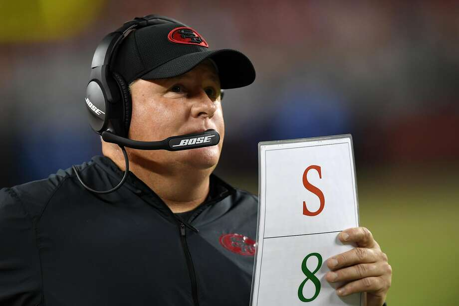 SANTA CLARA, CA - OCTOBER 06:  Head coach Chip Kelly of the San Francisco 49ers looks on from the sidelines during their NFL game against the Arizona Cardinals at Levi's Stadium on October 6, 2016 in Santa Clara, California.  (Photo by Thearon W. Henderson/Getty Images) Photo: Thearon W. Henderson, Getty Images