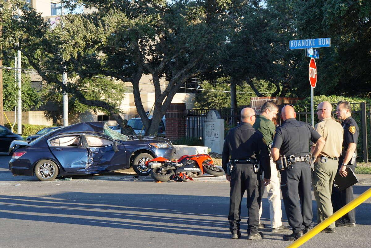 27 Year Old Motorcyclist Killed In Northwest Side Crash