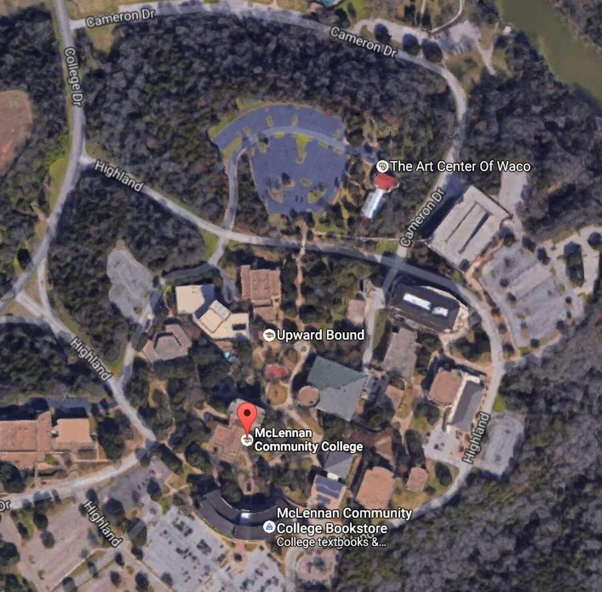 McLennan Community College: Waco Crime incidents per 100,000 students: 144 Property crime incidents: 12 Violent crime incidents: 0 Source:FBI
