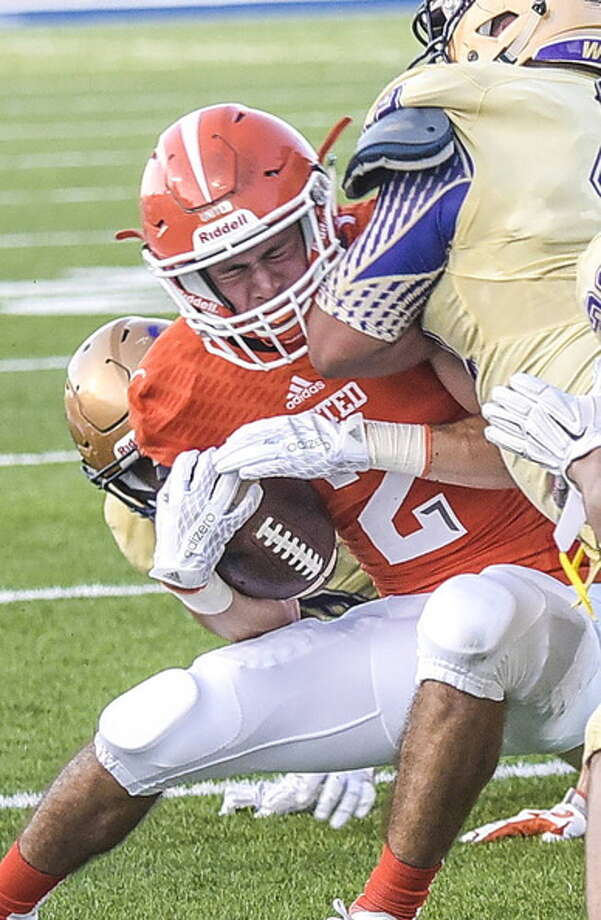 082516 United Longhorns vs. San Benito Greyhounds Photo: Laredo Morning Times