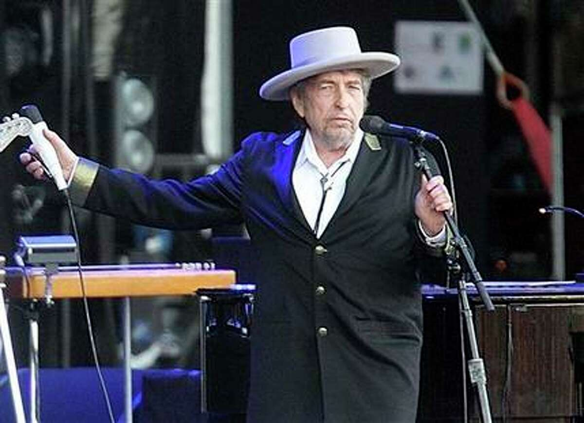 Bob Dylan won the Nobel Prize Thursday. In Literature.