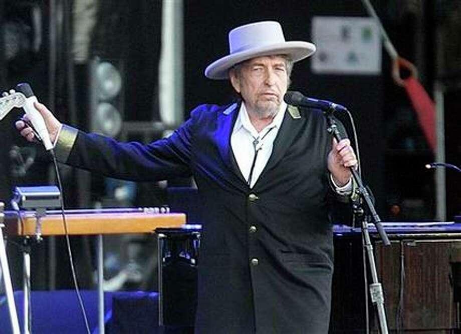 Bob Dylan won the Nobel Prize Thursday. In Literature.