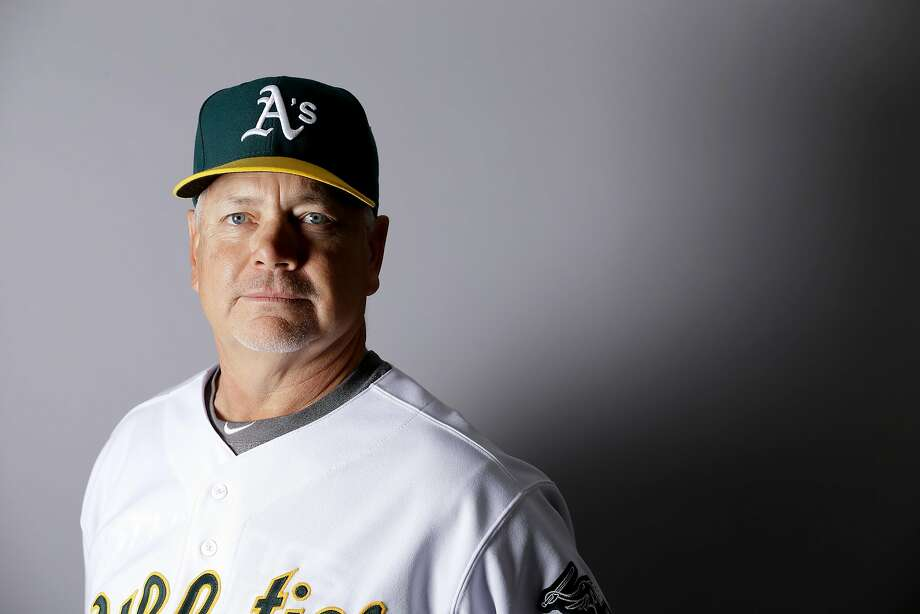 This is a 2016 photo of Curt Young  of the Oakland Athletics baseball team. This image reflects the Oakland Athletics active roster as of Monday, Feb. 29, 2016, when this image was taken. (AP Photo/Chris Carlson) Photo: Chris Carlson, AP
