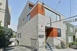 4546 19th St. in Eureka Valley is a custom built five bedroom featuring about 4,600 square feet of living space.