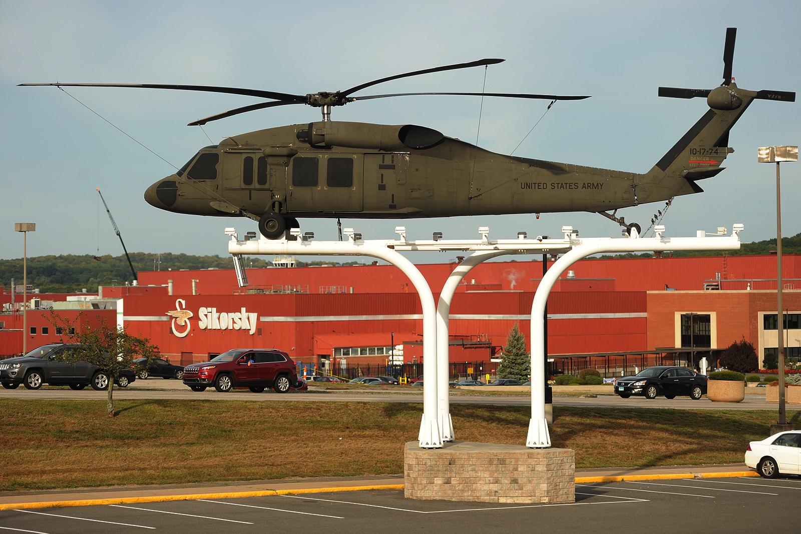 sikorsky delivers 1 000th black hawk helicopter after economic sikorsky delivers 1 000th black hawk helicopter after economic lift from state connecticut post
