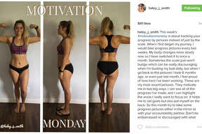 Haley Smith sweated for her wedding by getting healthy and pushing herself for 34 weeks to lose over 100 pounds for her big day.
