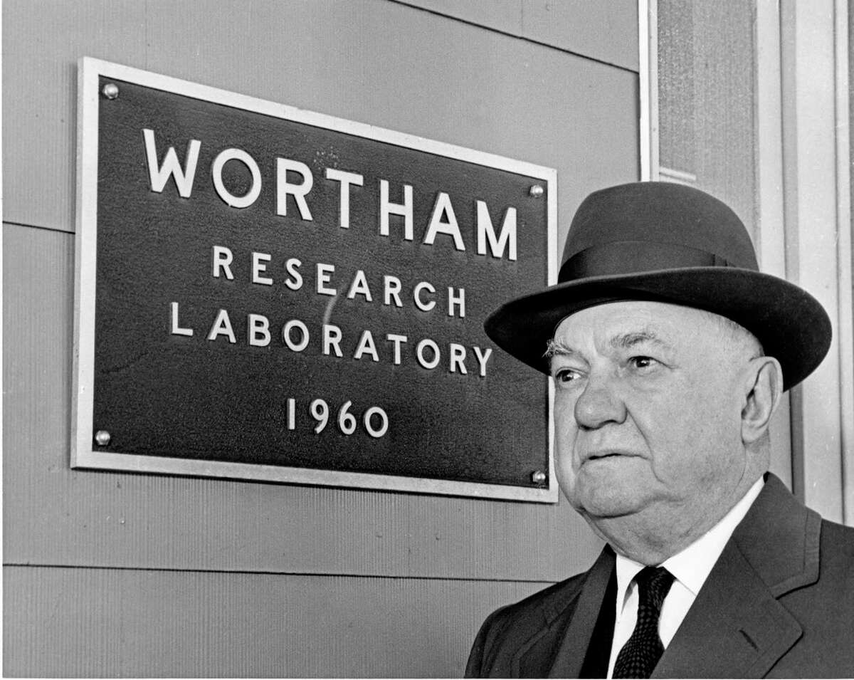 01/16/1962 - Gus S. Wortham, chairman of American General Insurance Group, is also a rancher and educational philanthropist.