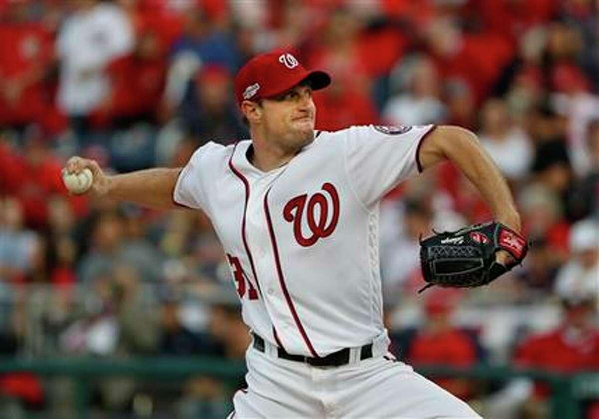 Max Scherzer (Washington Nationals) Position: Starting pitcher Salary: $22,142,857