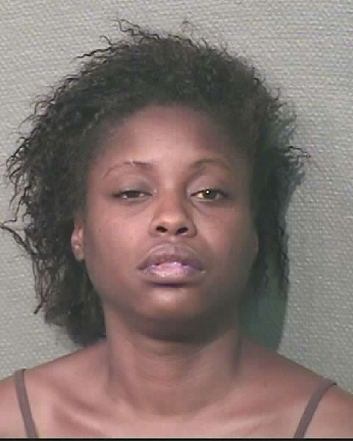 Patience Wilkins of Houston is wanted by the Houston Police Department on a charge of aggravated assault with a deadly weapon. Her warrant is active as of Wednesday.