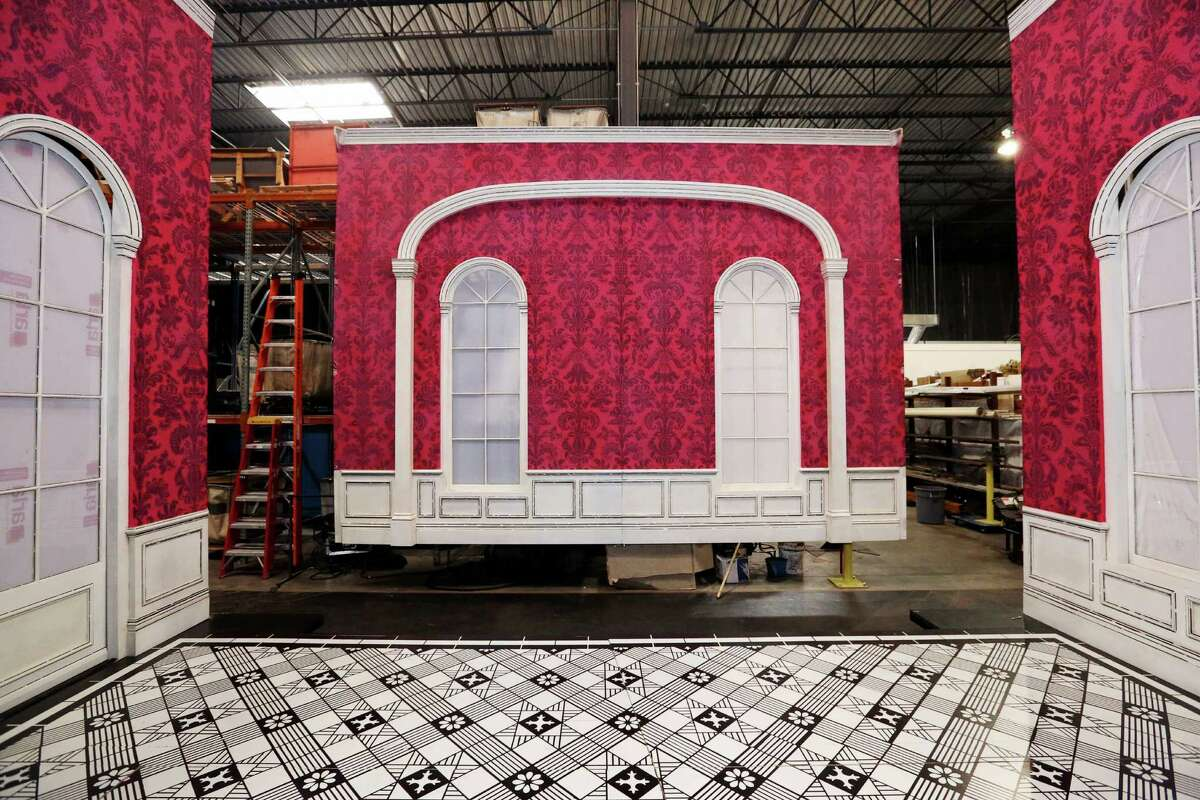 The new sets of Houston Ballet's