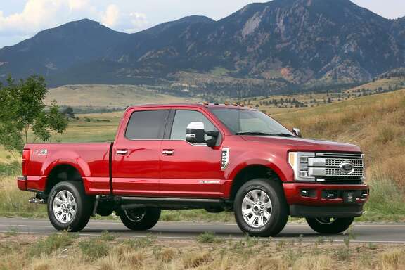 Truck of Texas:  2017 Ford Super Duty