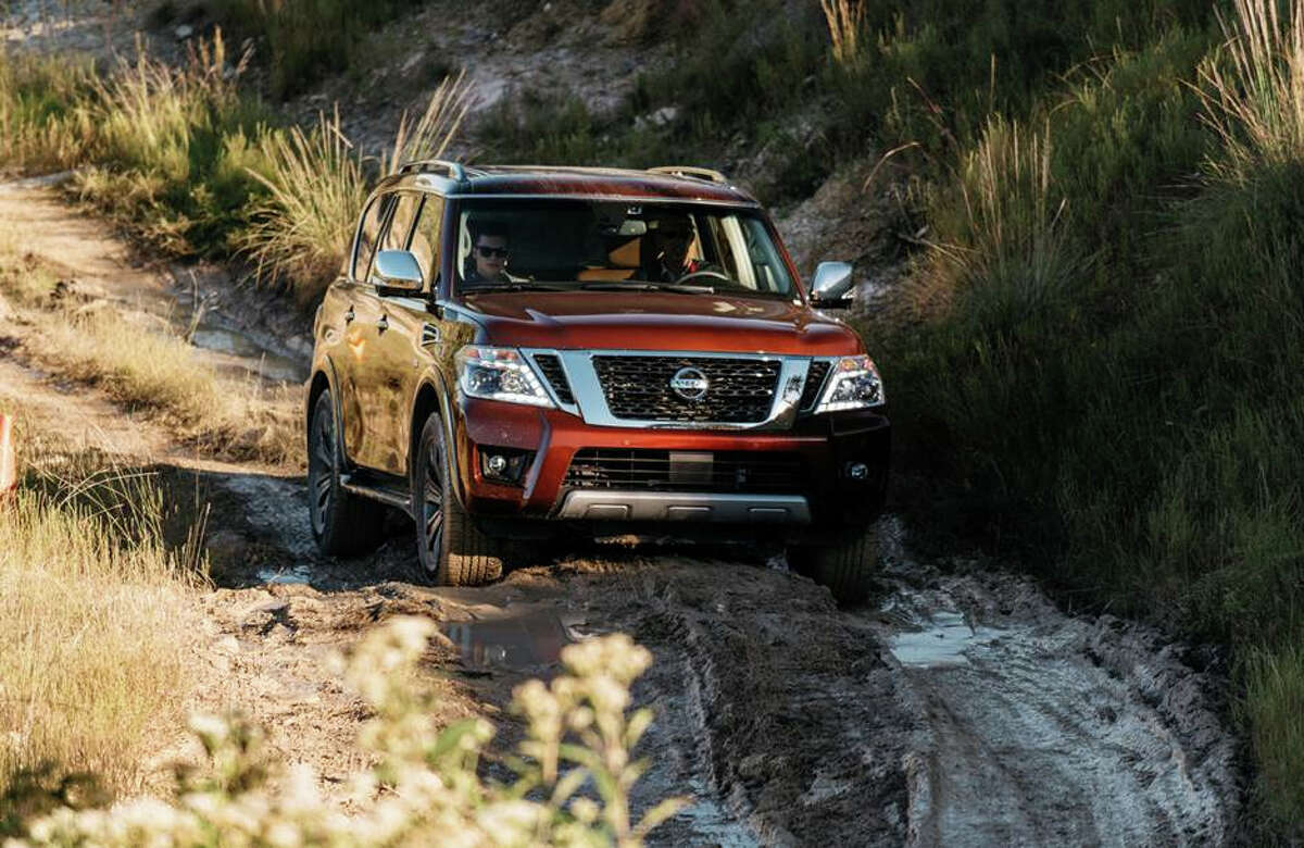 SUV of Texas: 2017 Nissan Armada