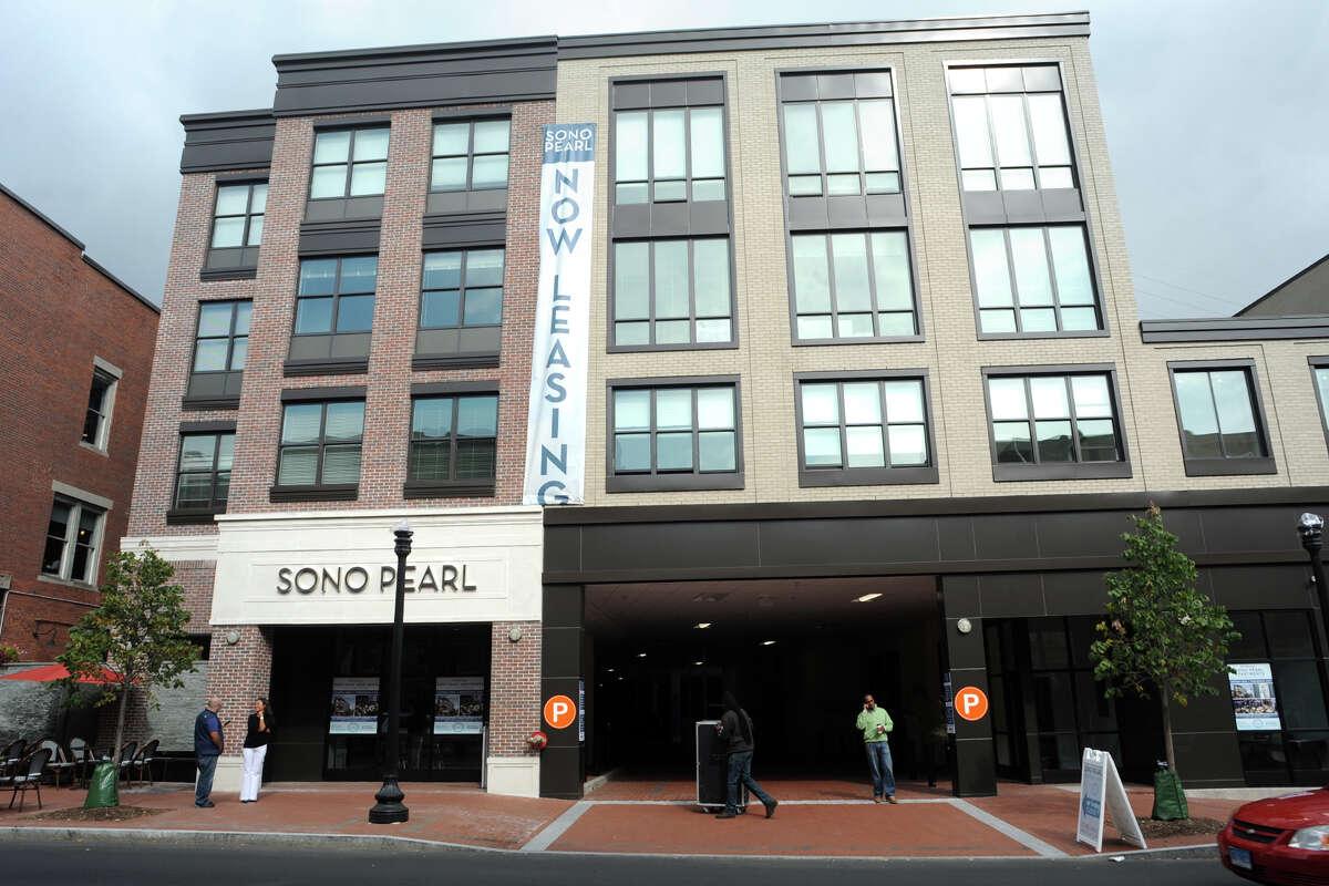 SONO Pearl on Washington St. in Norwalk, Conn. Oct. 13, 2016.
