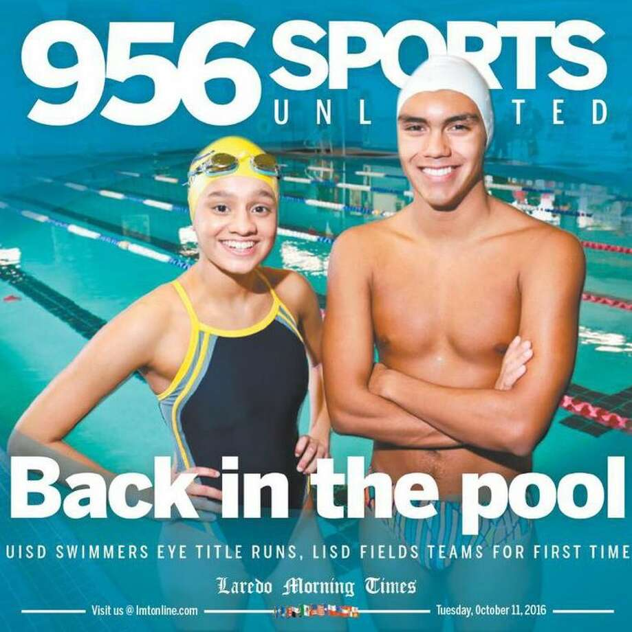 956 Swim Preview High School Laredo Morning Times Photo: Laredo Morning Times Staff