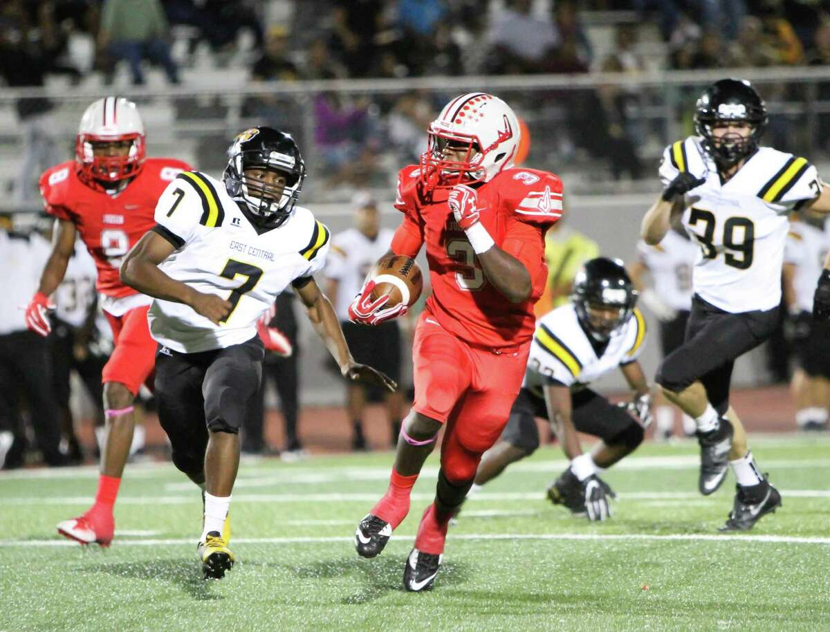 Friday, Oct 13 Judson (6-0) 69 at East Central (0-6) 0