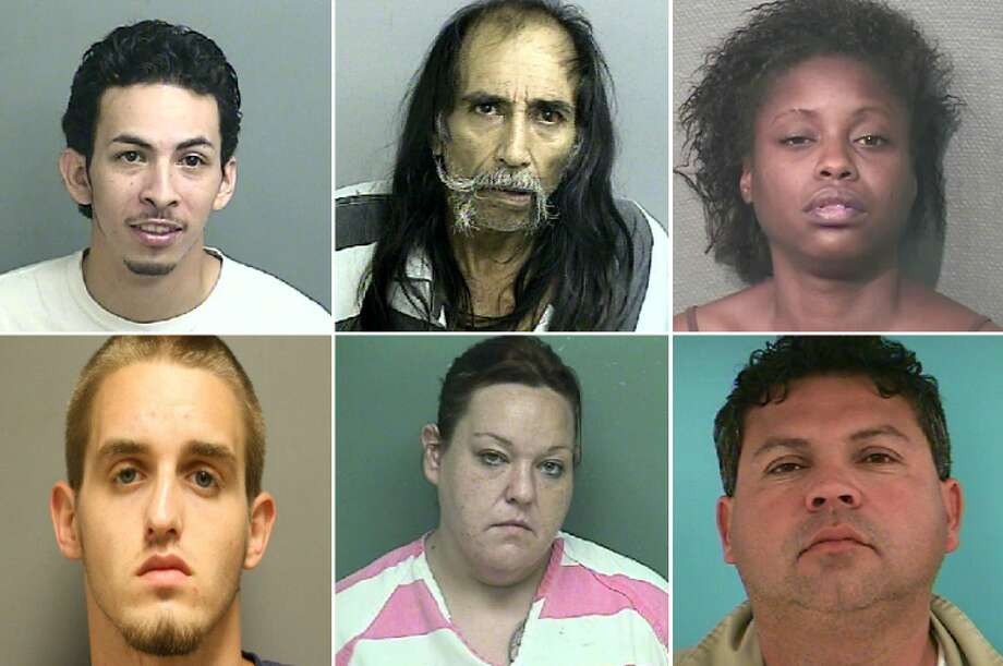 Click through to the gallery to see the mugshots and charges against those wanted by Houston-area police.