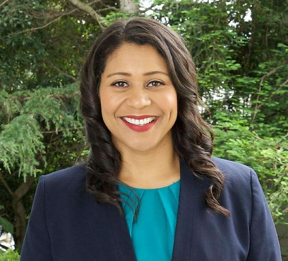 Supervisor London Breed has proposed a 60-day limit on short- term rentals. Photo: Courtesy Of London Breed