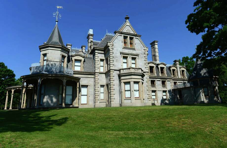 Lockwood Mathews Mansion in Norwalk, Conn, Saturday, May 28, 2016. Photo: Erik Trautmann / Hearst Connecticut Media / (C)2016, The Connecicut Post, all rights reserved