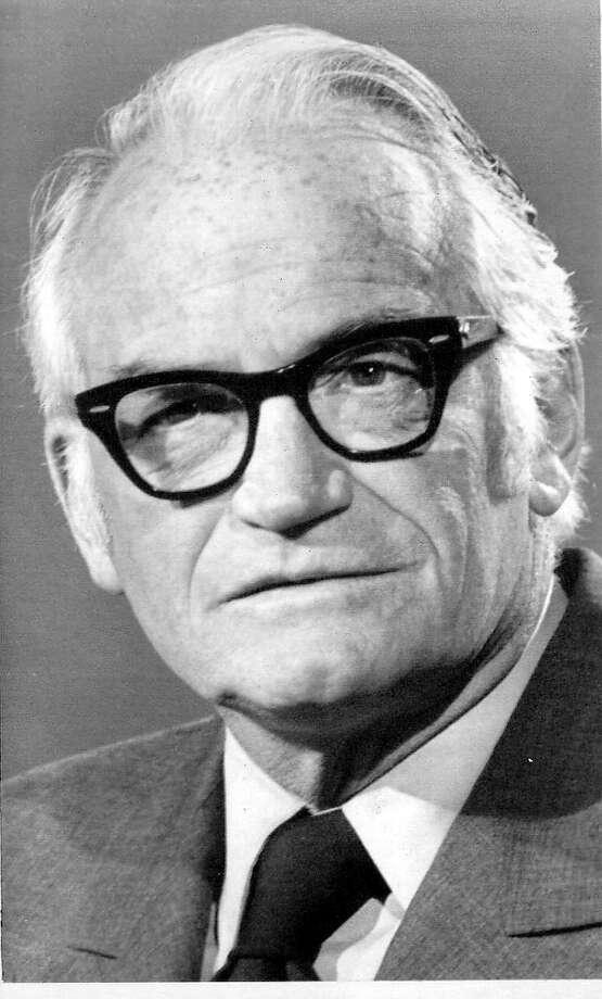 Barry Goldwater Photo: ASSOCIATED PRESS