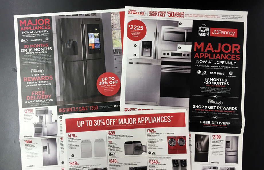 Where Are Jcpenney S Major Appliances In Midland Odessa San Antonio Express News
