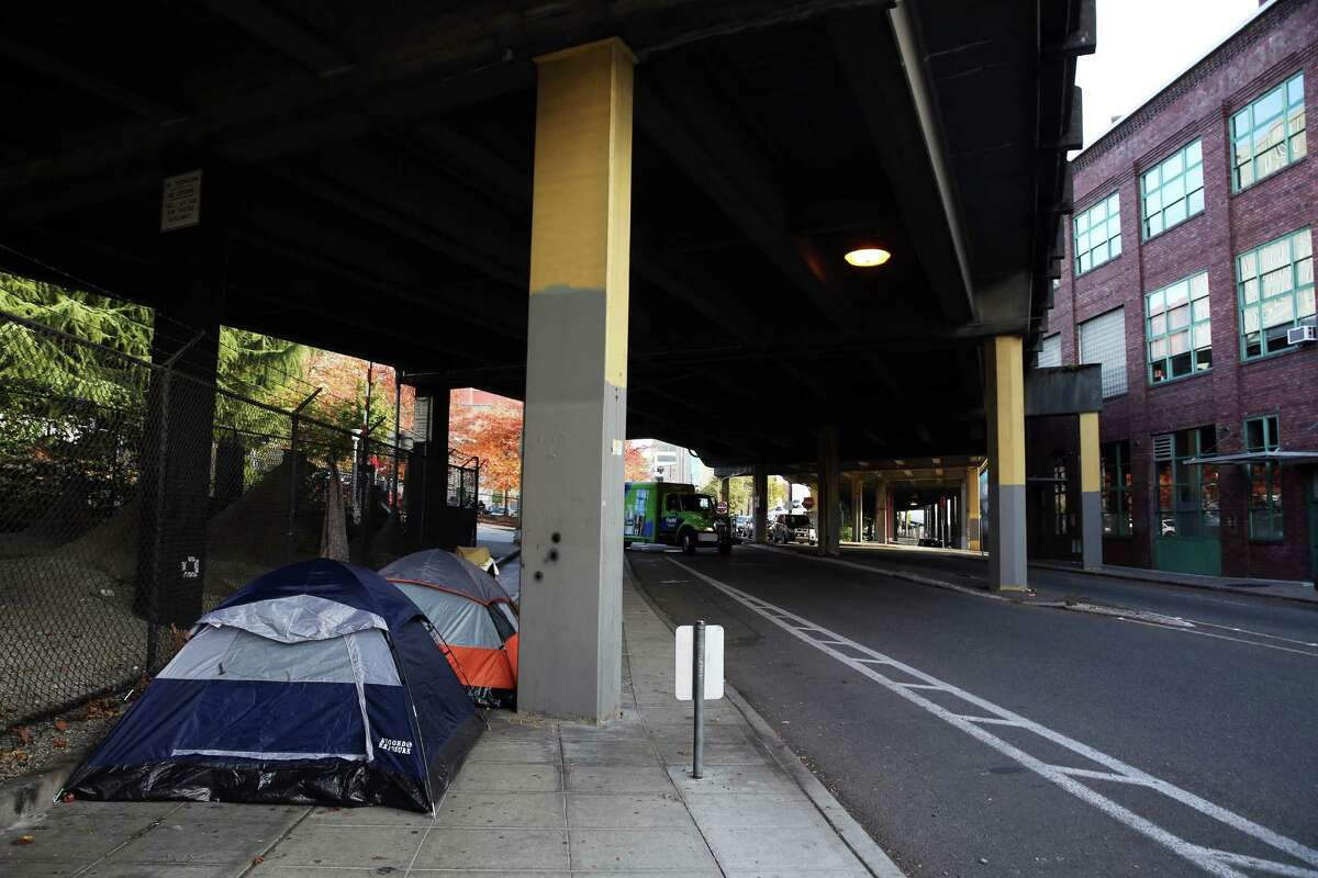 Unsheltered homeless won't be counted in Seattle this year