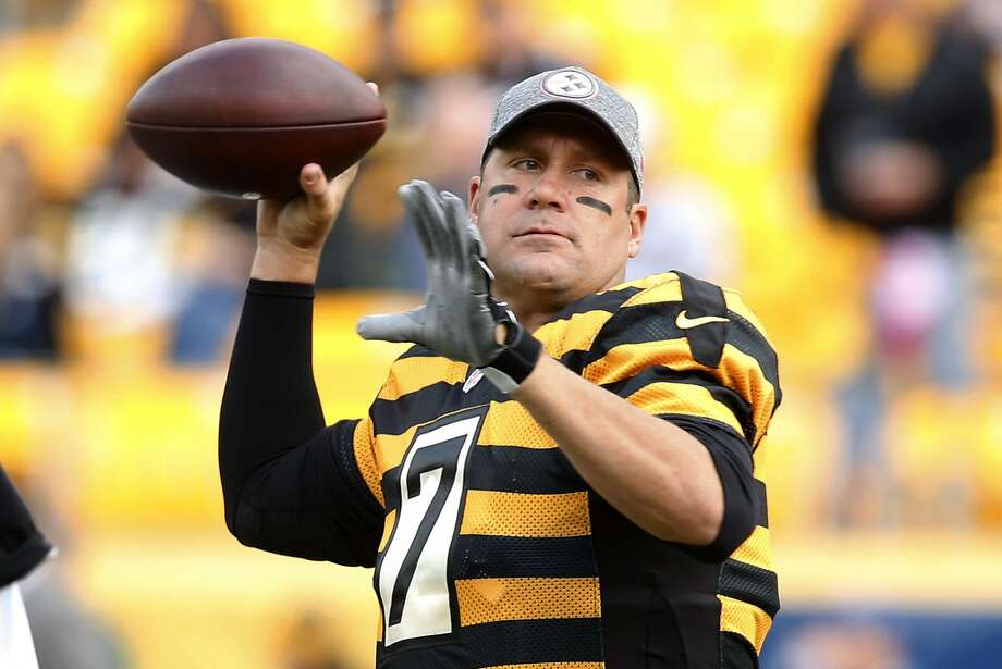 Steelers quarterback Ben Roethlisberger is concerned about the roughness of coach Mike Tomlin's practices. Photo: Jared Wickerham, Associated Press