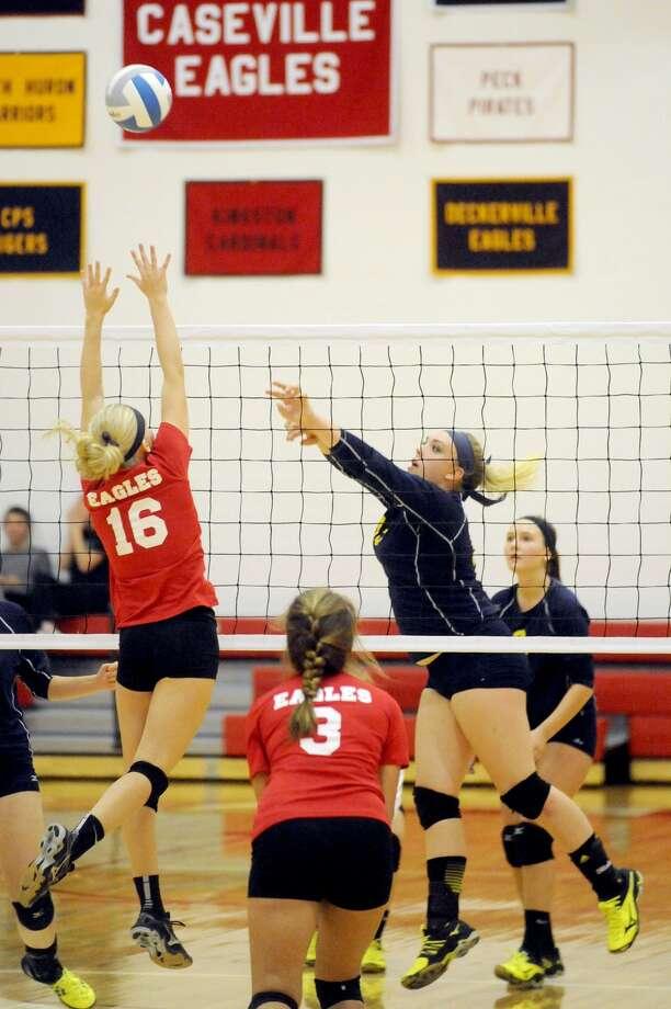 North Huron at Caseville Photo: Paul P. Adams/Huron Daily Tribune