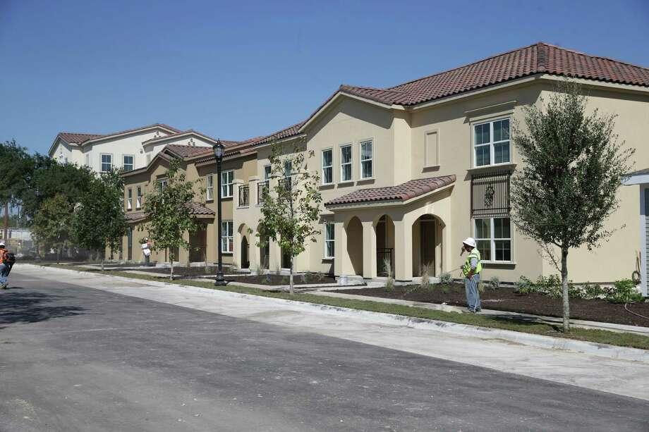San Antonio Housing Authority Apartments