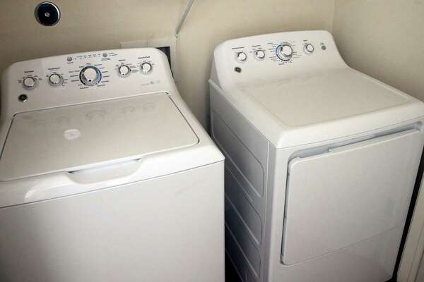 All apartments are equipped with washers and dryers at the San Antonio Housing Authority's new East Meadows housing development. The development was built where the Wheatley Court public housing complex used to stand. Wheatley Court's apartments did not have washers, dryers, dishwashers or central air conditioning.