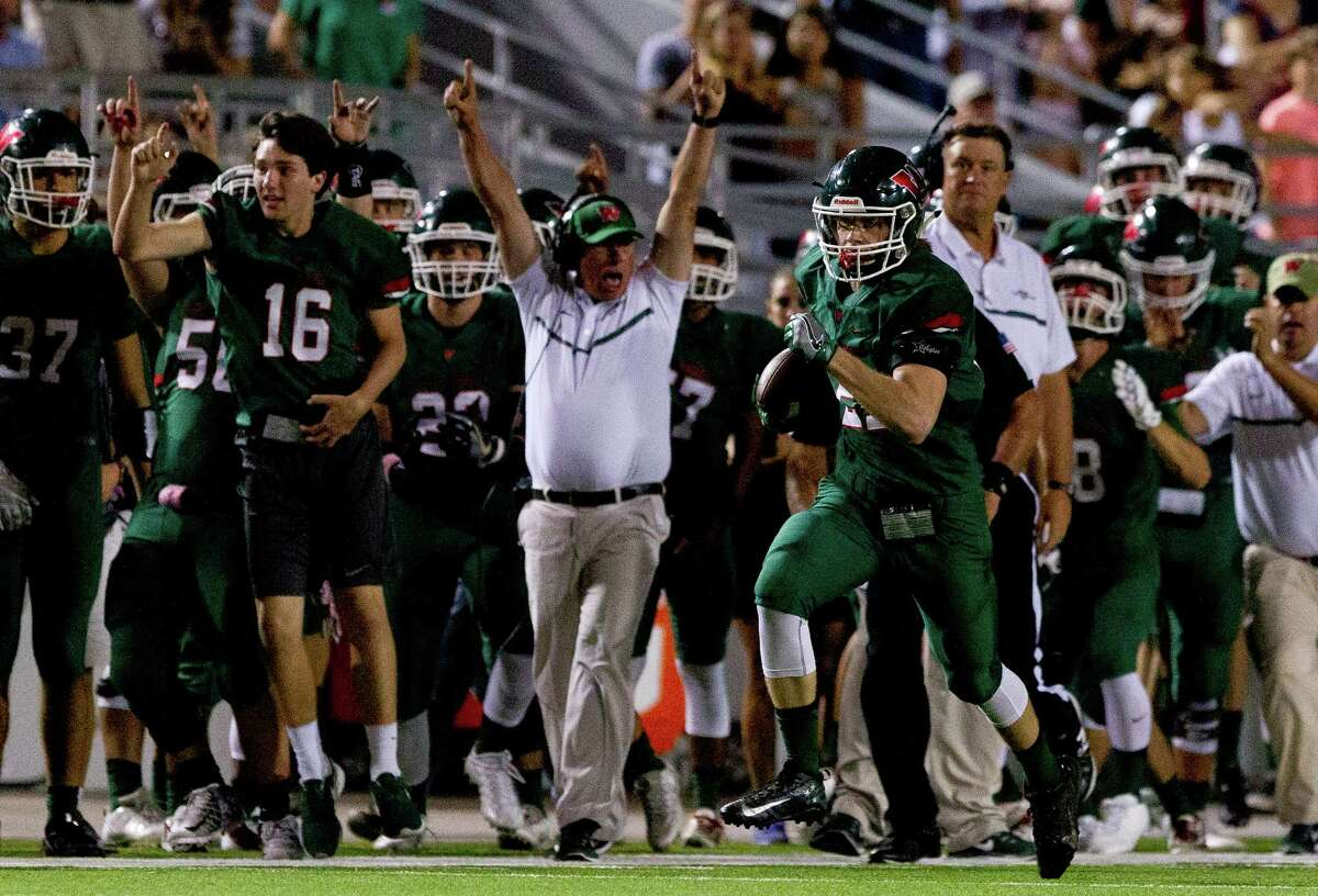 CLASS 6A 1. The Woodlands (7-0) This week: vs. Conroe, 7 p.m. Friday at Moorhead