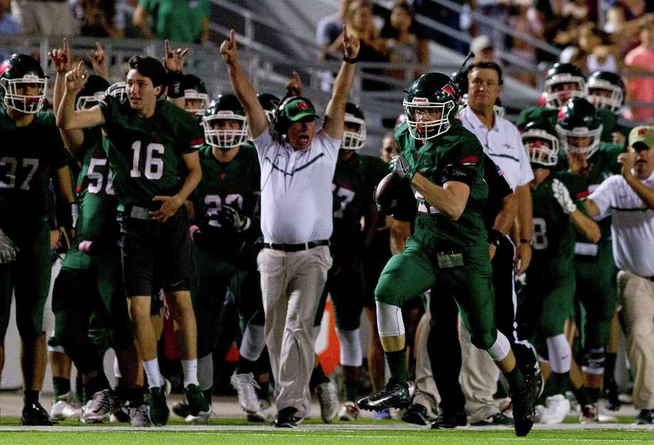 CLASS 6A1. The Woodlands (7-0)This week: vs. Conroe, 7 p.m. Friday at Moorhead Photo: Jason Fochtman, Houston Chronicle / Houston Chronicle