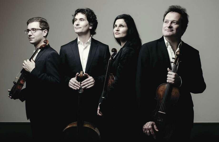 Belcea Quartet Photo: Marco Borggreve / www.marcoborggreve.com
