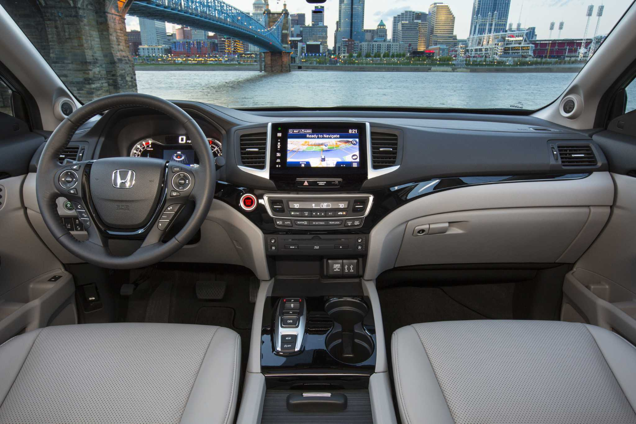 Honda updates Pilot crossover for 2016