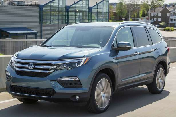 Honda has updated the Pilot midsize crossoverutility vehicle for model year 2016, with revised styling, lots of new technology and features, and safety enhancements. Prices begin at $30,345, plus $900 freight.