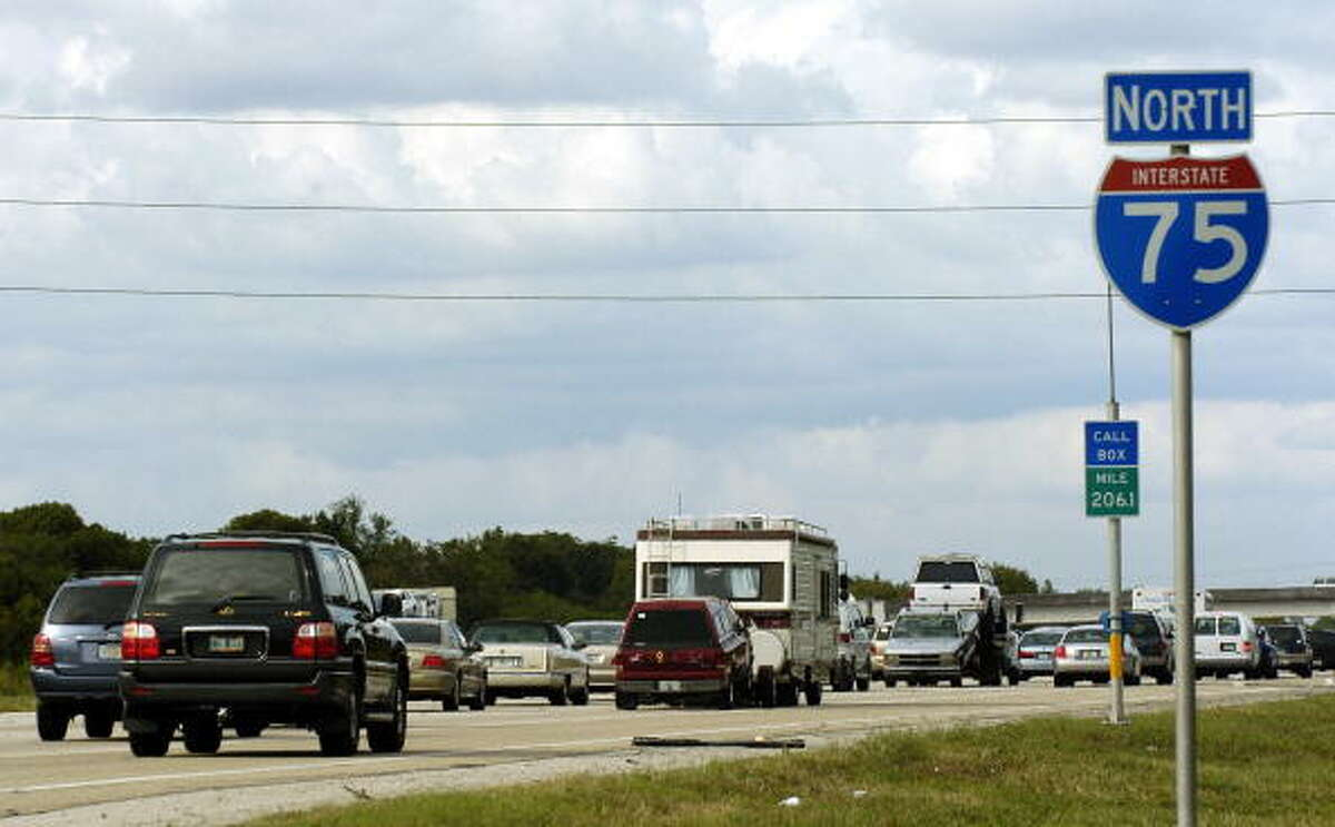 5. I-75 (Florida to Michigan) Fatal accidents per 100 miles: 47.2 Deadliest city: Detroit with 38 fatal accidents Source: Value Penguin Insurance