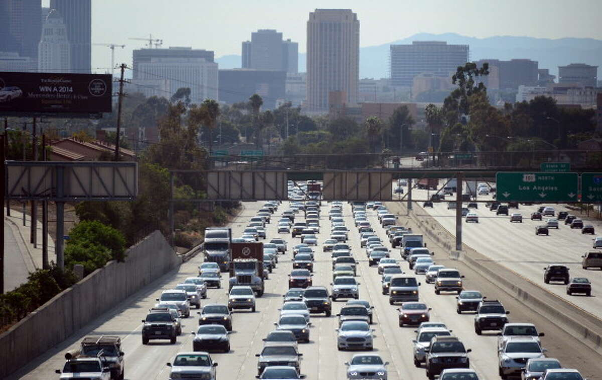 4. I-10 (California to Florida) Fatal accidents per 100 miles: 54.5 Deadliest city: New Orleans with 89 fatal accidents Source:Value Penguin Insurance