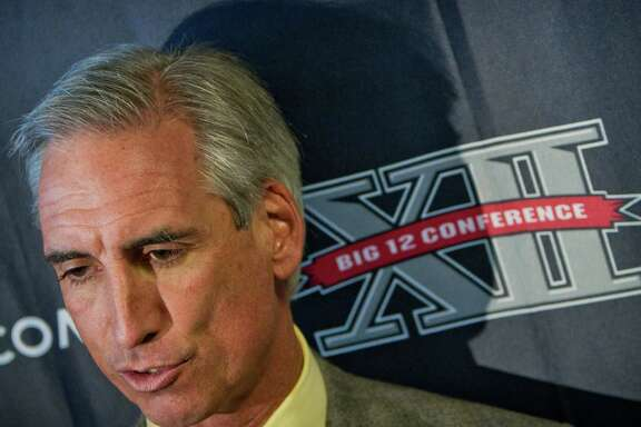 Former West Virginia athletic director Oliver Luck oversaw his school's admission to the Big 12 in 2012.