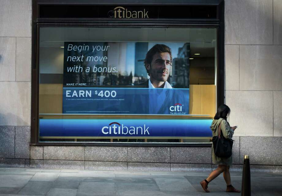 Citigroup reported net income of $3.84 billion, down 11 percent from a year earlier but still beating analysts' estimates. CEO Mike Corbat labeled the consumer bank a bright spot in the third quarter. Revenue from the division rose 1 percent to $8.23 billion. Still, the business' net income tumbled 24 percent. Photo: Mark Kauzlarich /Bloomberg News / © 2016 Bloomberg Finance LP