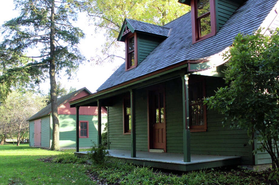 The interior of the Victorian Cottage will be turned into an interactive children's exhibit by the Fairfield Museum and History Center, thanks to a $75,000 grant from the Fairfield Rotary Club. Fairfield, CT. 10/13/16 Photo: Genevieve Reilly / Hearst Connecticut Media / Fairfield Citizen