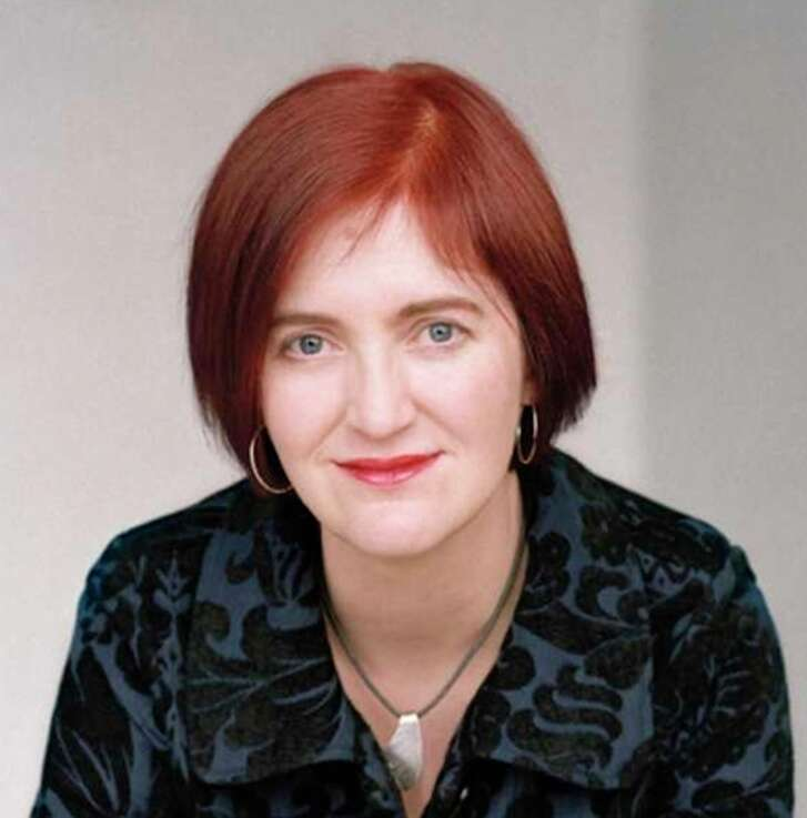 Emma Donoghue appears Thursday in Corte Madera.