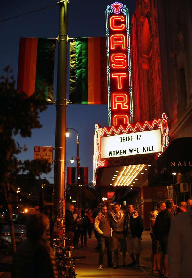 The Castro is one of four neighborhoods the city has identified as significant to LGBT heritage. Photo: Scott Strazzante, The Chronicle