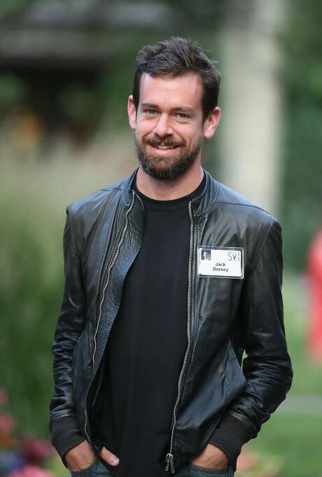 Jack Dorsey, creator of Twitter. Photo: Scott Olson