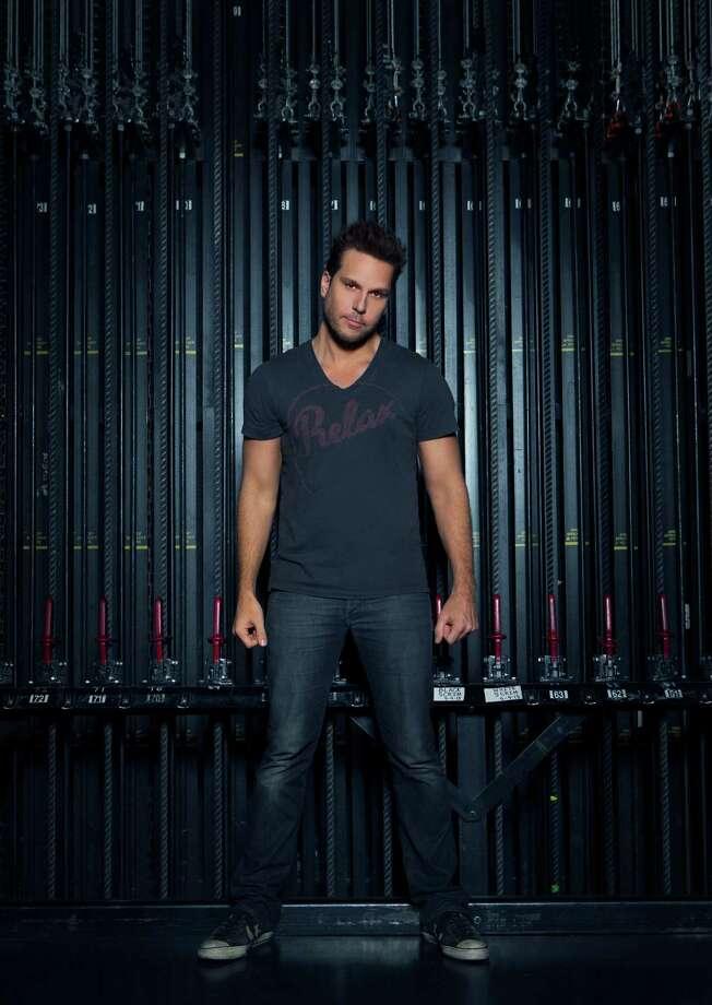 Comedian Dane Cook will perform at Mohegan Sun Arena on Friday, Oct. 21. Photo: Courtesy Of Comix Mohegan Sun / Contributed Photo