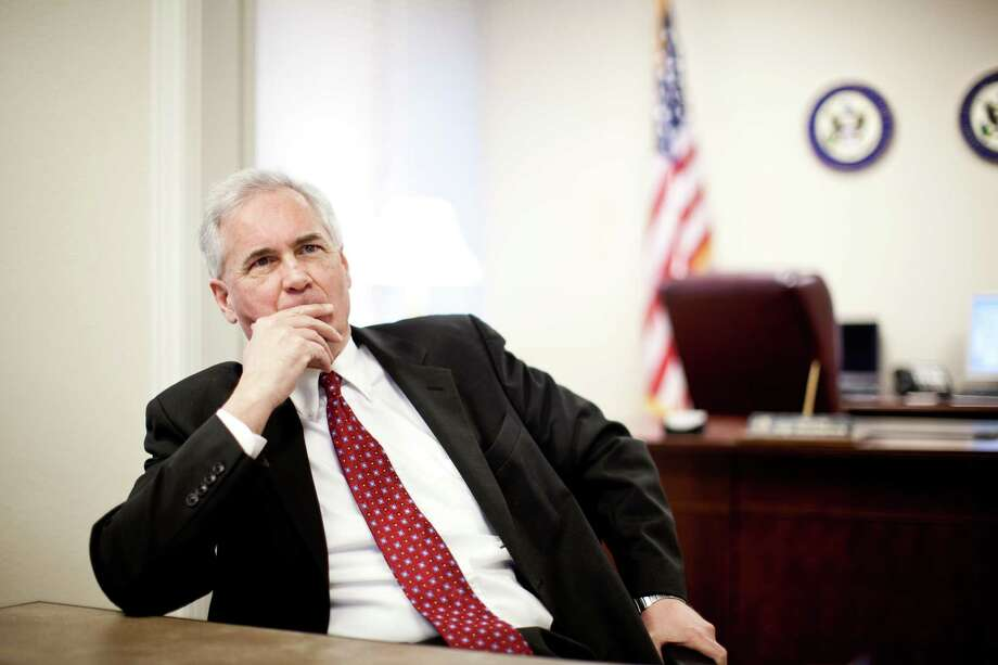 Republican Rep. Tom McClintock is interviewed in his office February 19, 2013 in Granite Bay, California. Photo: Max Whittaker/Prime / Special To The Chronicle / ONLINE_YES